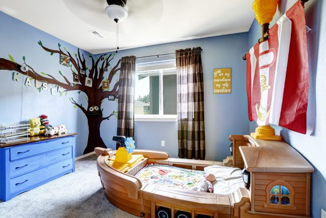 Tips to Decorate Your Kid's Room