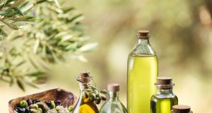 olive oil in cooking soft skin care