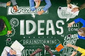 Ideas Creative Brainstorming