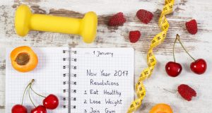 New year resolutions 1