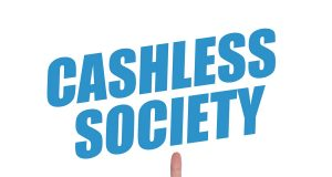 cashless thumbs-up-for-cashless-society