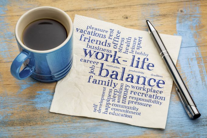 work life balance career