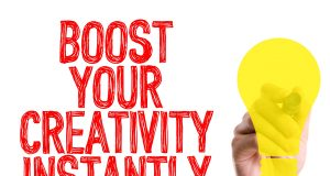 Boost Your Creativity Instantly