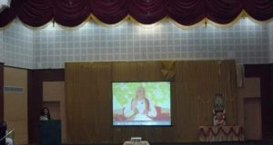 Twin Heart Meditation event pranic healing