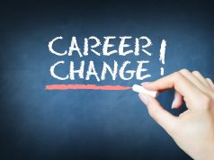career-change-text-on-blackboard careers change