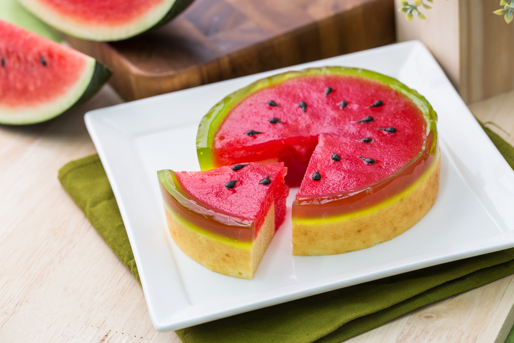 fresh-watermelon-jelly-cake-on-table
