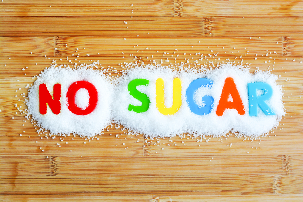 no-sugar-text-magnetic-letters-concept