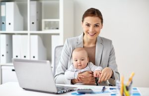 business-motherhood-multitasking-family-people-concept mother mumpreneur