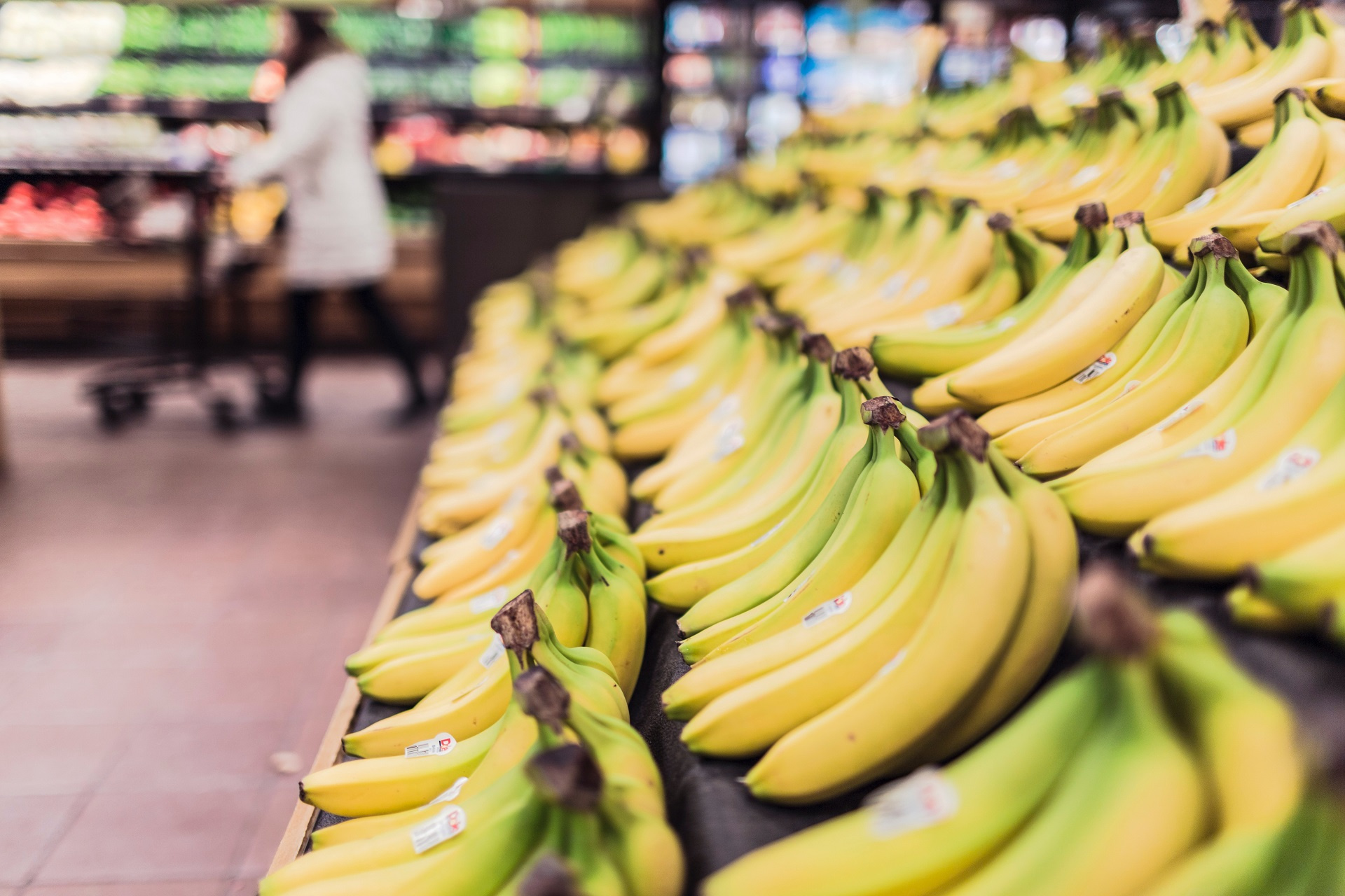 Banana is rich sources of nutrients.