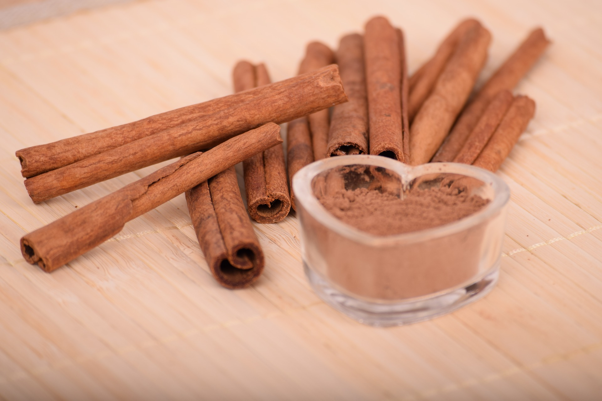 Cinnamon rids your home of ants.