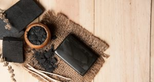 Benefits of using charcoal soaps.