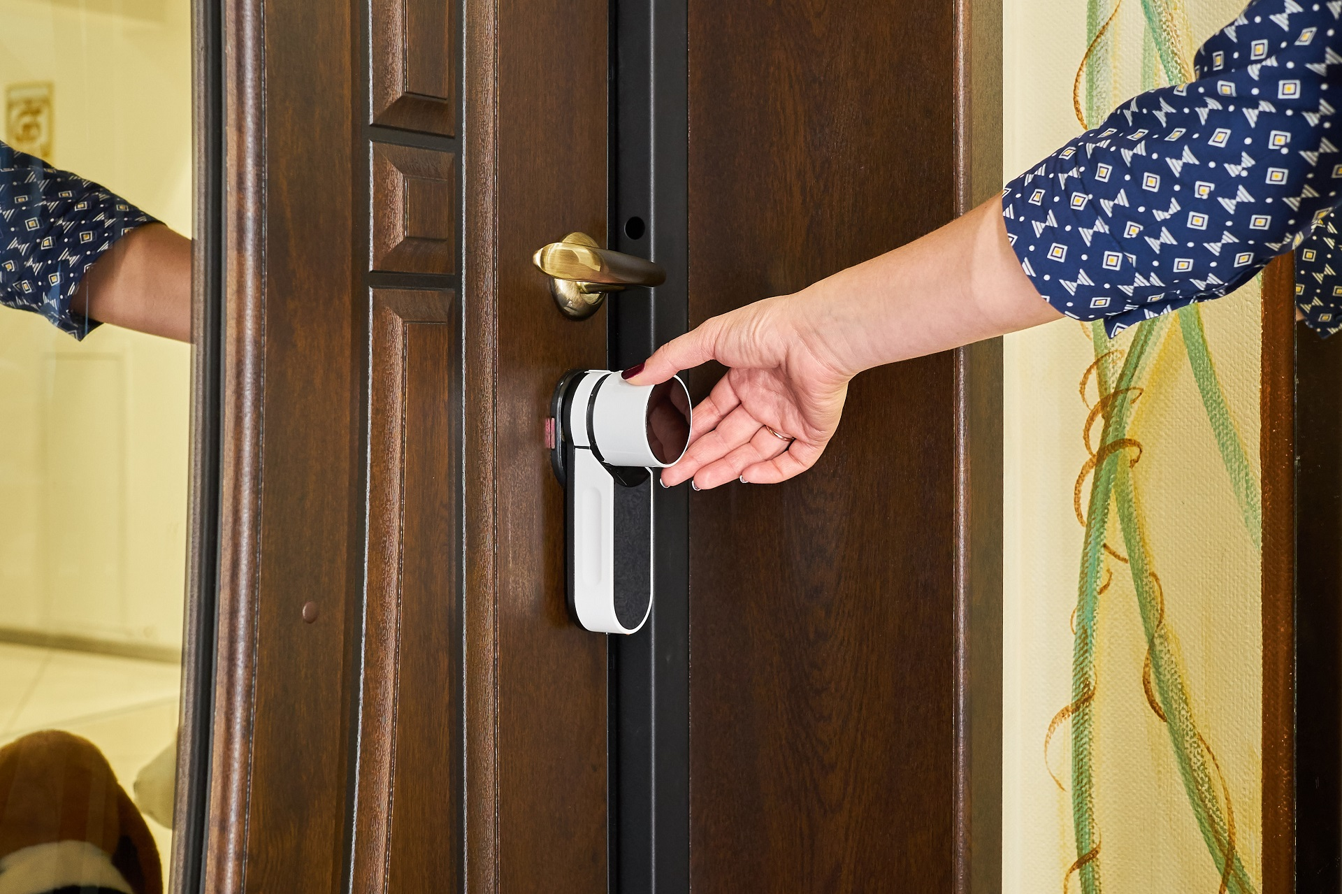Smart Locks for Home Safety