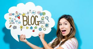 Benefits of having a blog for your business.