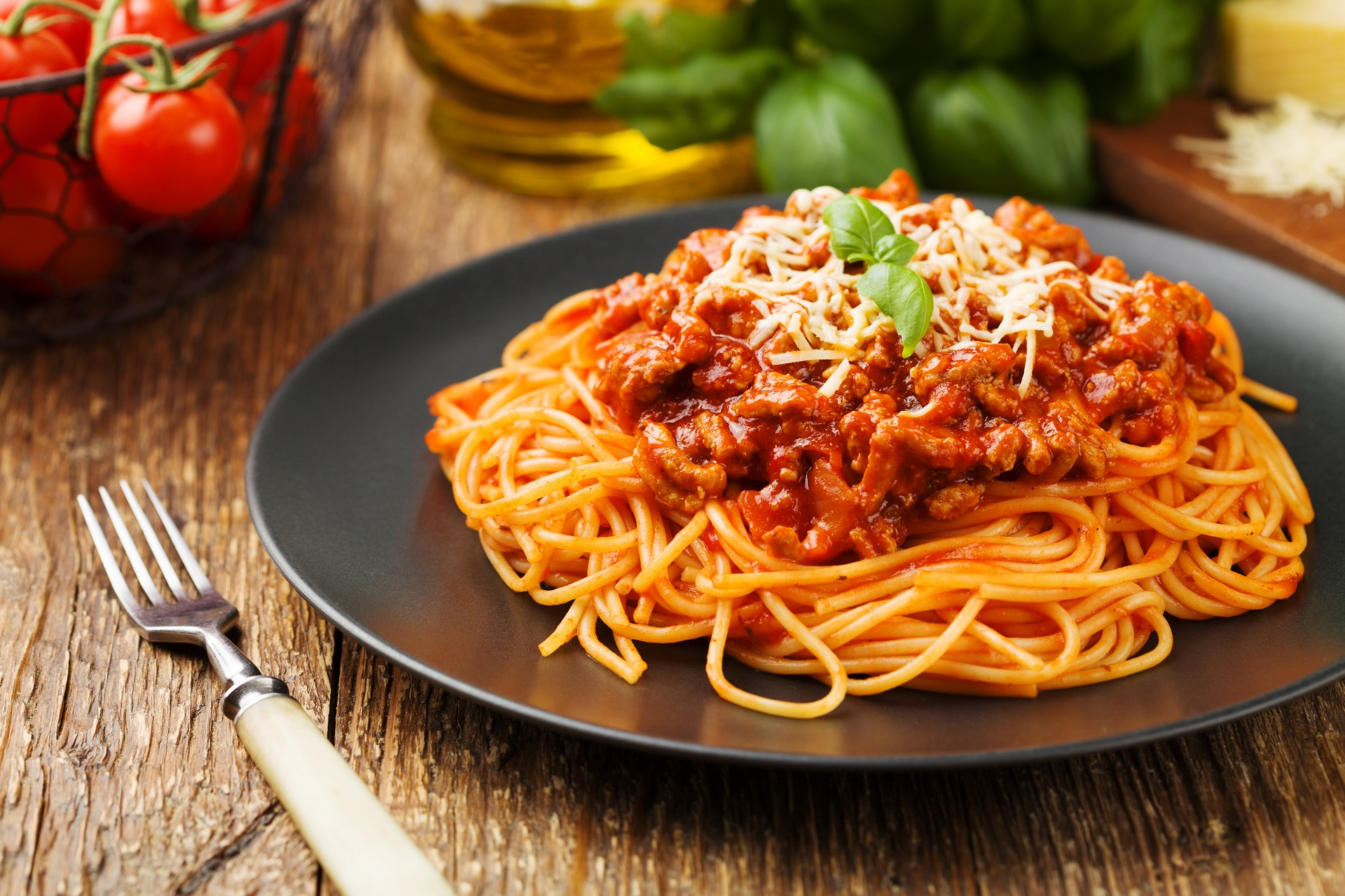 Spaghetti is a type of pasta.