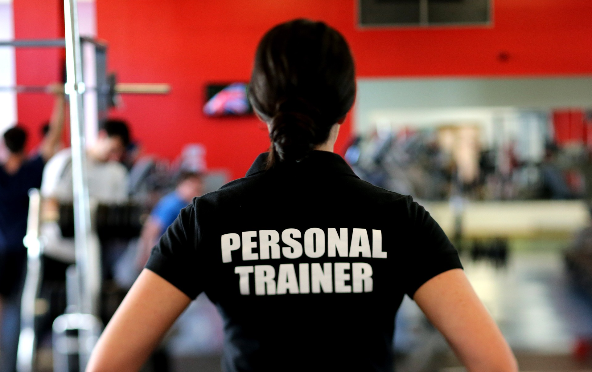 Hire a personal trainer to put you on the right track towards fitness.