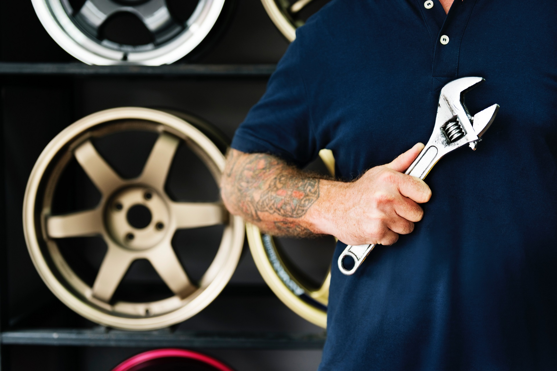 Become an automobile repair person.