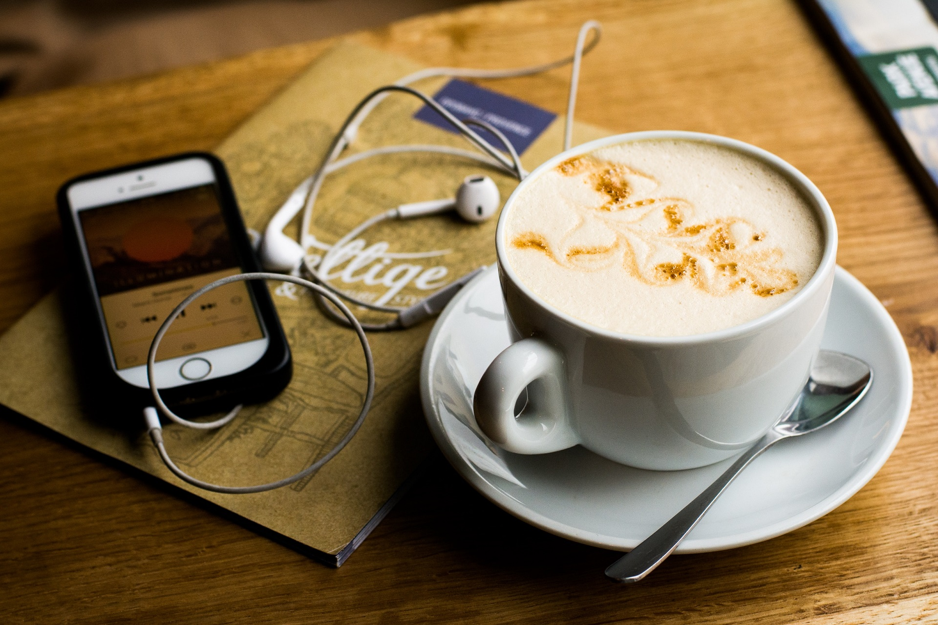 Podcasts offer the chance to learn something new without having to make the time for it.