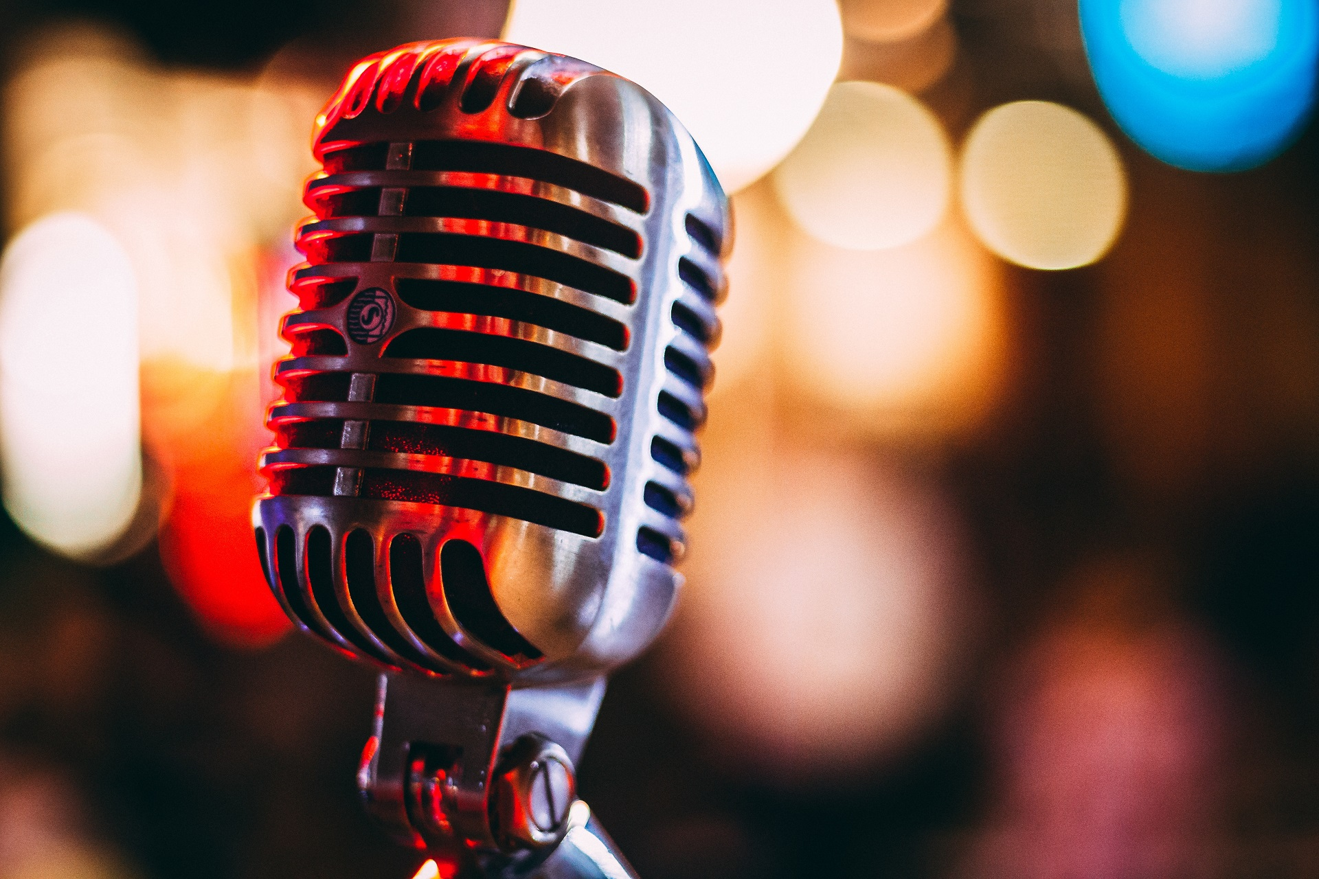 Know what type of microphone you are using.