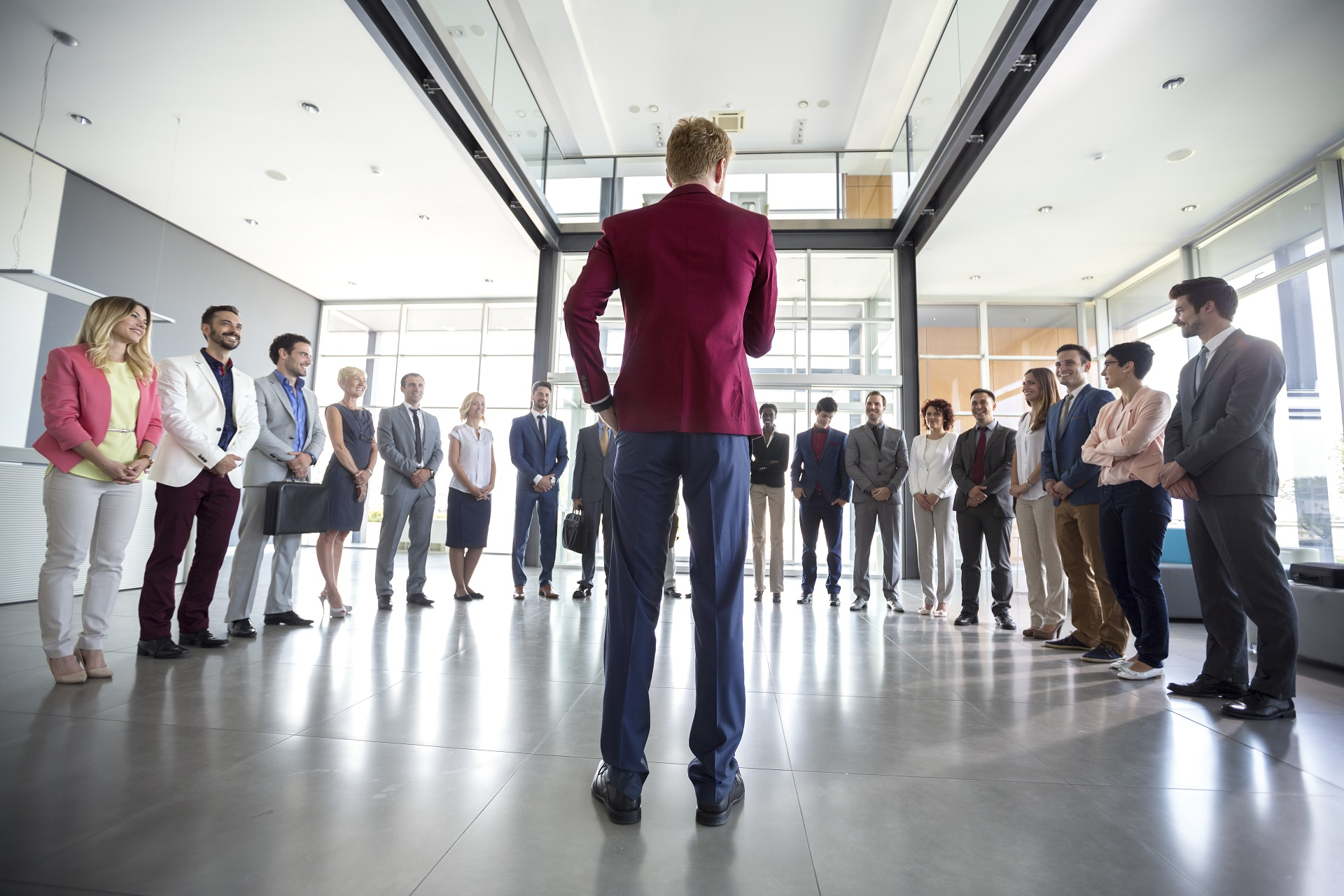 Convince investors with your elevator pitch.