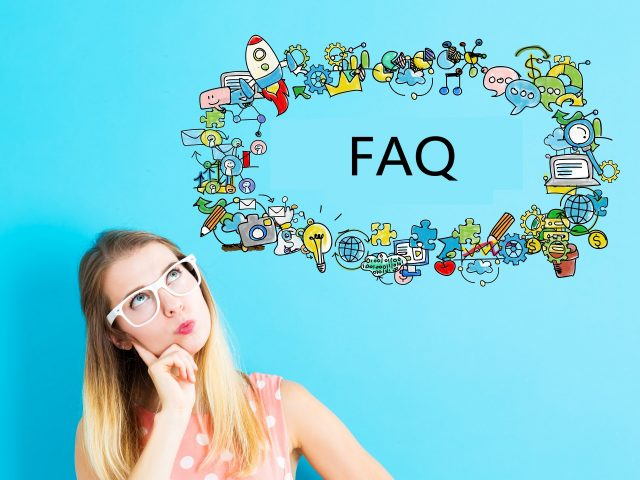 Why your website needs an FAQ page.