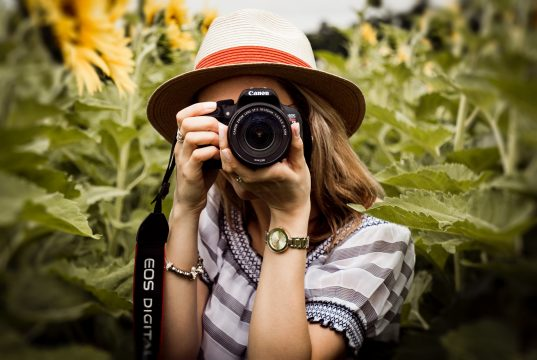 Turn photography into a career.